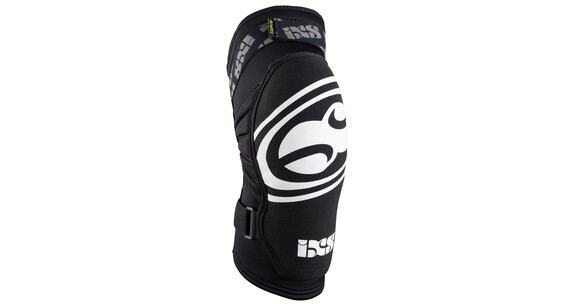 IXS Carve Knee Guard Benskydd svart